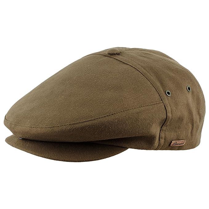 TININNA Uomini e Donne Autunno Moda Confortevole traspirante coppola  Cappello di lino Beret Hat Berretto b81aac9d9e33
