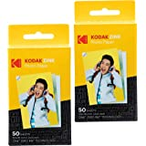 "Kodak 2""x3"" Premium Zink Photo Paper (100 Sheets) Compatible with Kodak PRINTOMATIC, Kodak Smile and Step Cameras and Printer"