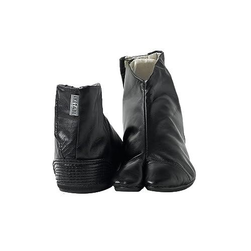 IKITABI by TRAZITA Botines Japonaises UBA-Noir: Amazon.es: Zapatos y complementos
