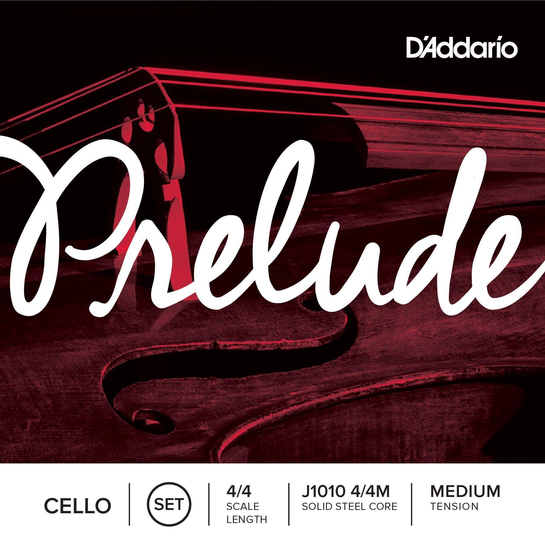 Larsen 4//4 Cello D String Medium Alloy-Steel