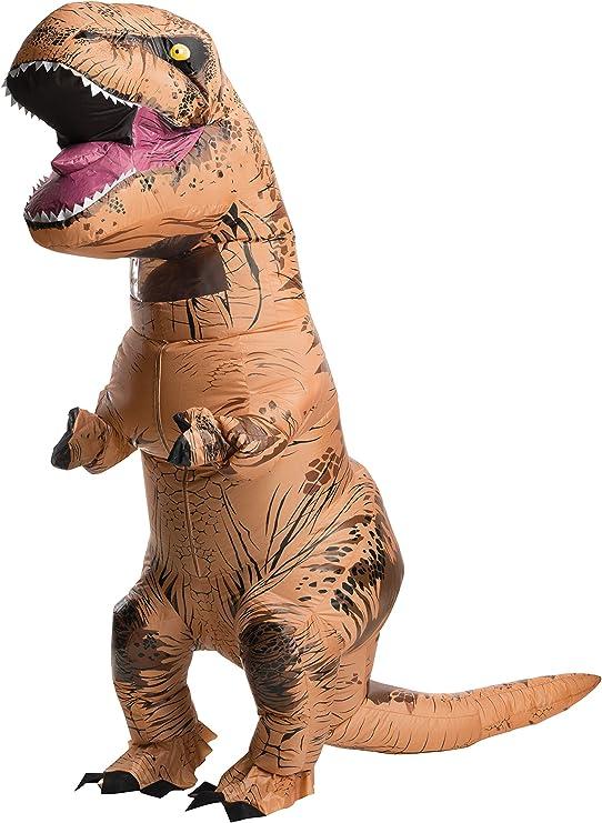 Rubies Disfraz hinchable T-Rex, Talla única (Rubies Spain 810481)