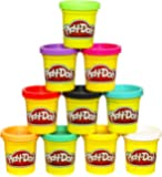 Play-Doh Modeling Compound 10 Pack Case of Colors, Non-Toxic, Assorted Colors, 2 Oz Cans, Ages 2 & Up, (Amazon Exclusive…