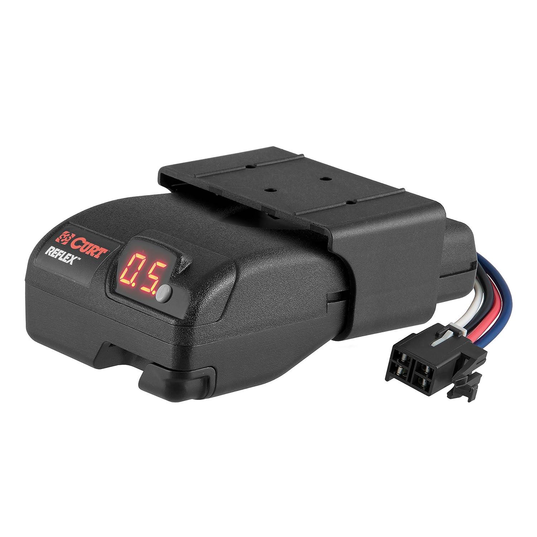 CURT 51130 Reflex Electric Trailer Brake Controller Proportional