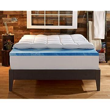 powerful Sleep Innovations Dual Layer