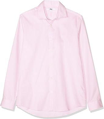 Marca Amazon - find. Slim Oxford - Camisa Hombre