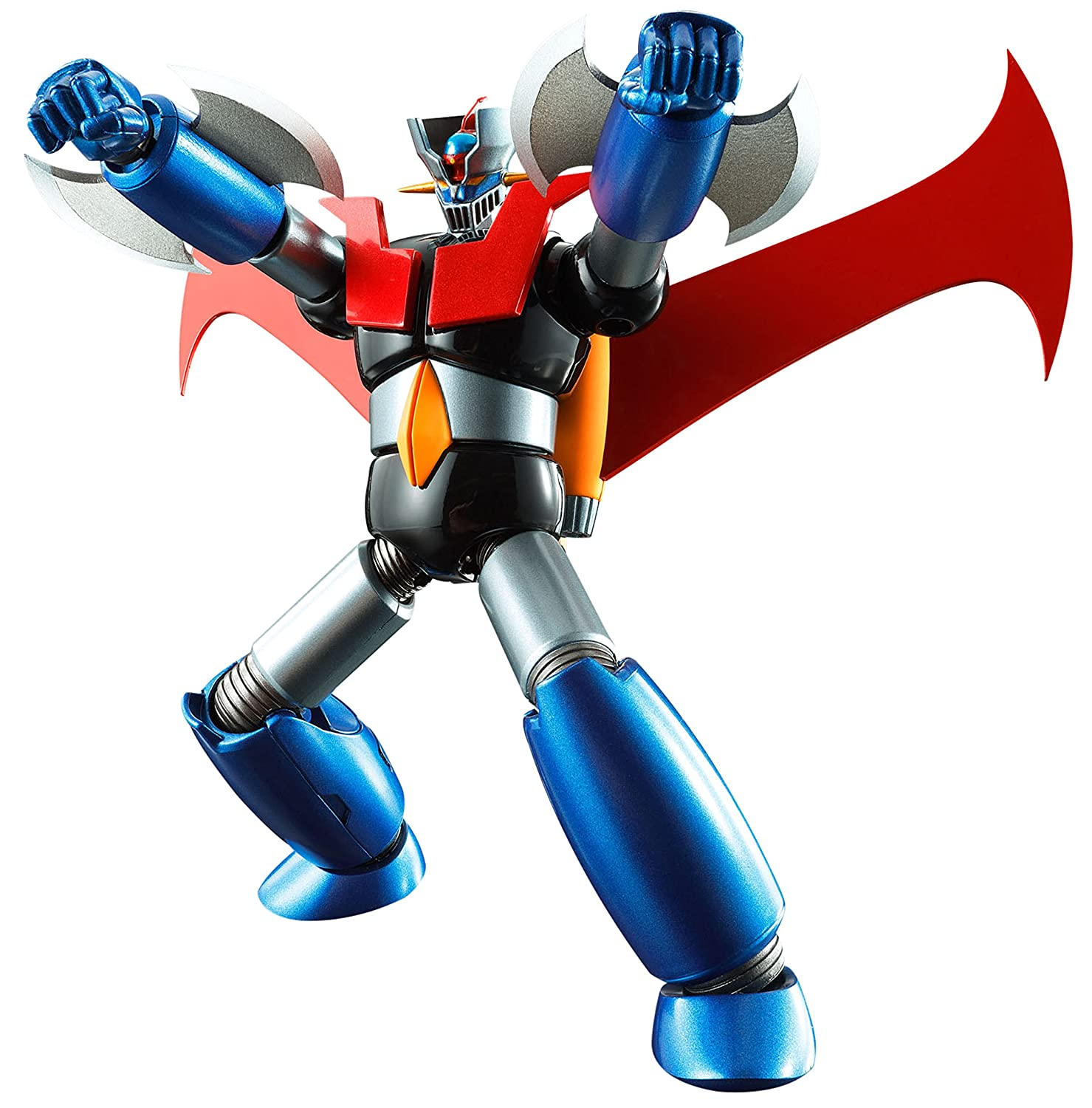 Mazinger z coloring pages - Amazon Com Bandai Hobby Super Robot Chogokin Mazinger Z Iron Cutter Edition Mazinger Action Figure Toys Games