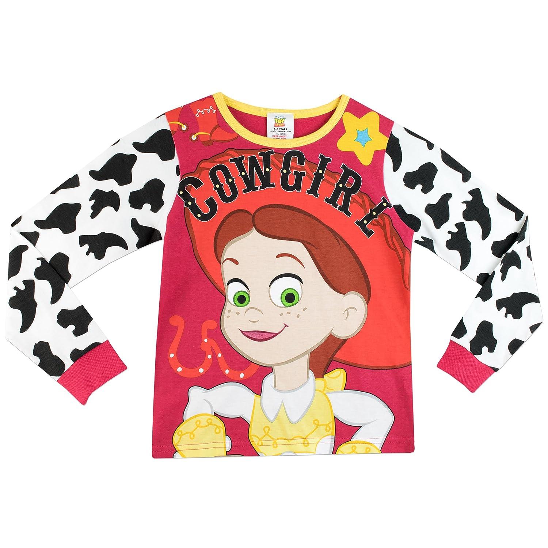 Disney Toy Story - Pijama para niñas - Jessie - 3 - 4 Años  Amazon.es  Ropa  y accesorios 63db469e938