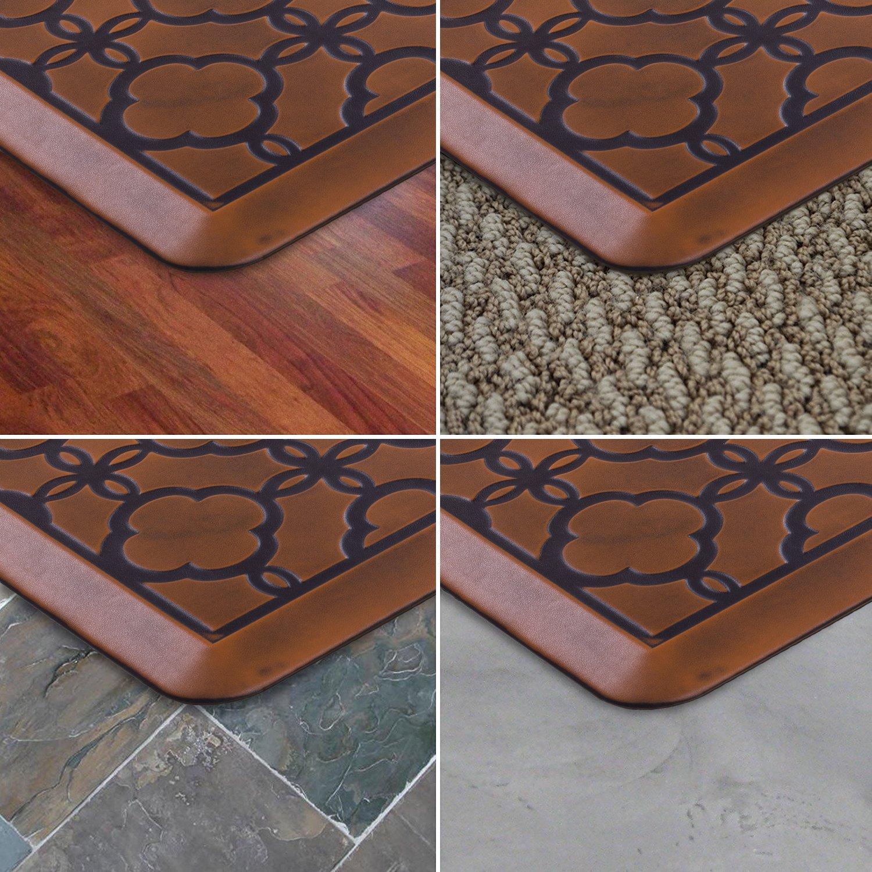Urvigor Anti Fatigue Comfort Mats Kitchen Floor Mats Standing Mat ...