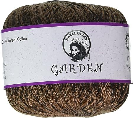 Universal hilo nazli Gelin jardín algodón egipcio de ganchillo hilo: Amazon.es: Juguetes y juegos