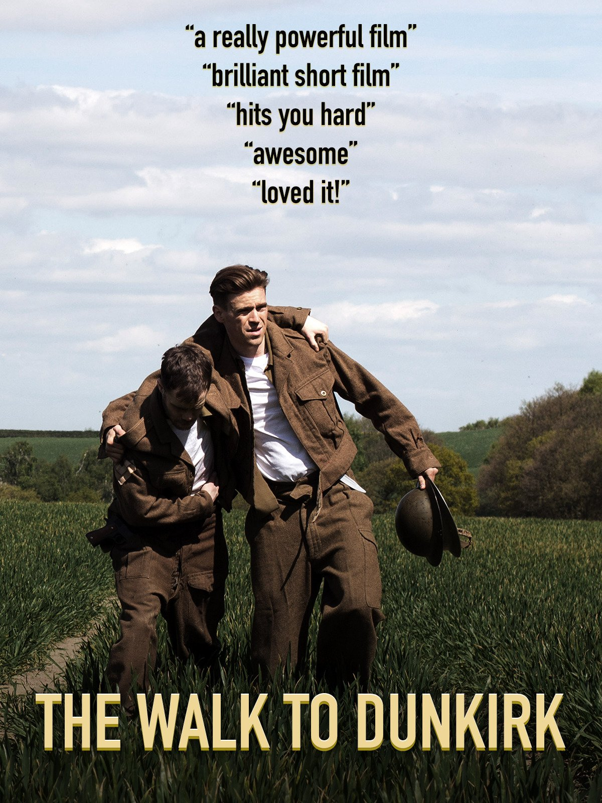 The Walk to Dunkirk on Amazon Prime Video UK