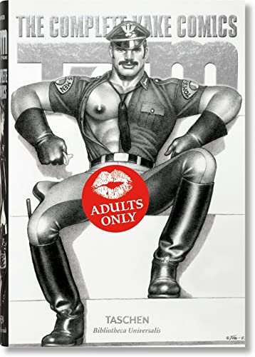 ko 25 Tom of Finland. The Complete Kake Comics