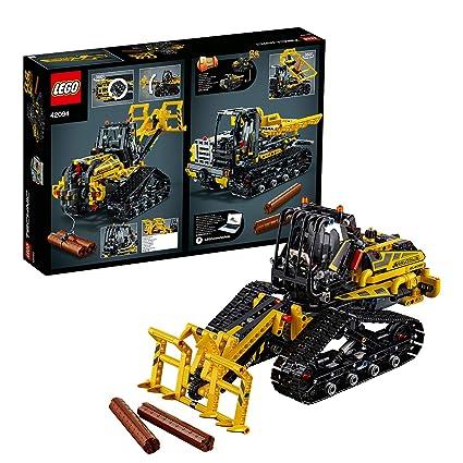 LEGO Cargadora con Orugas