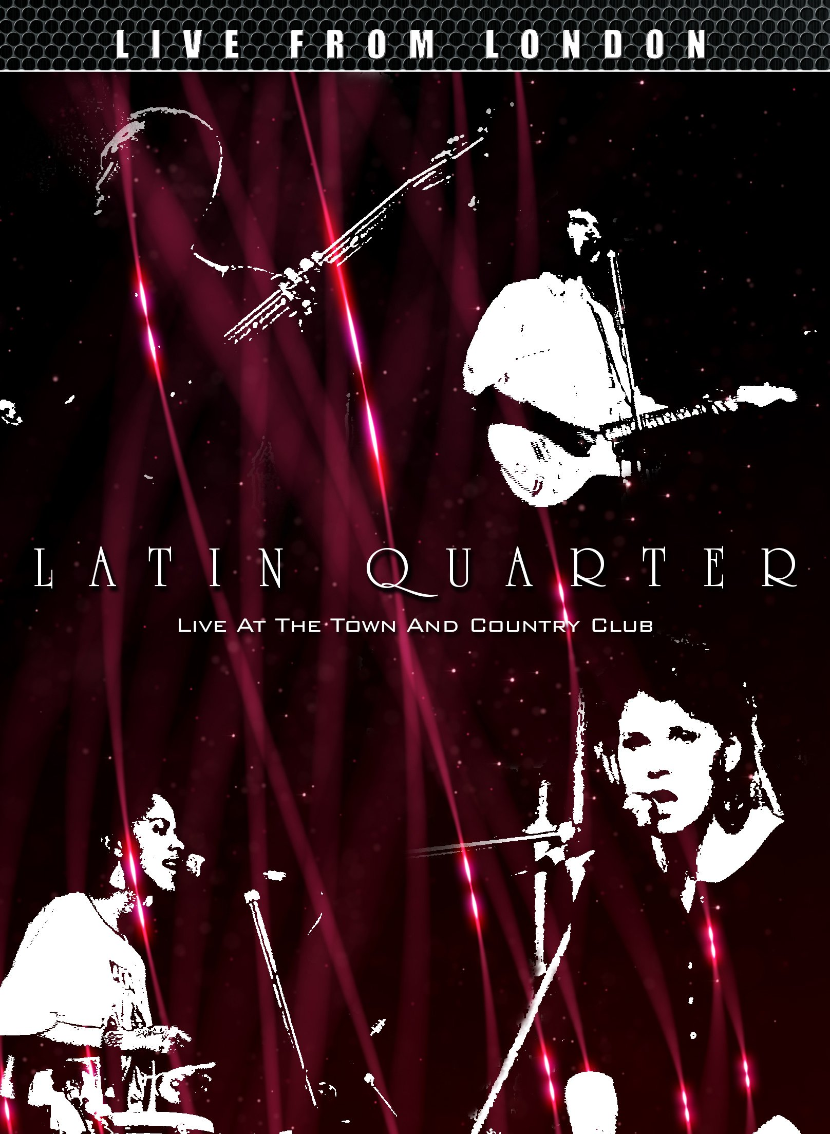Latin Quarter - Live From London (DVD)