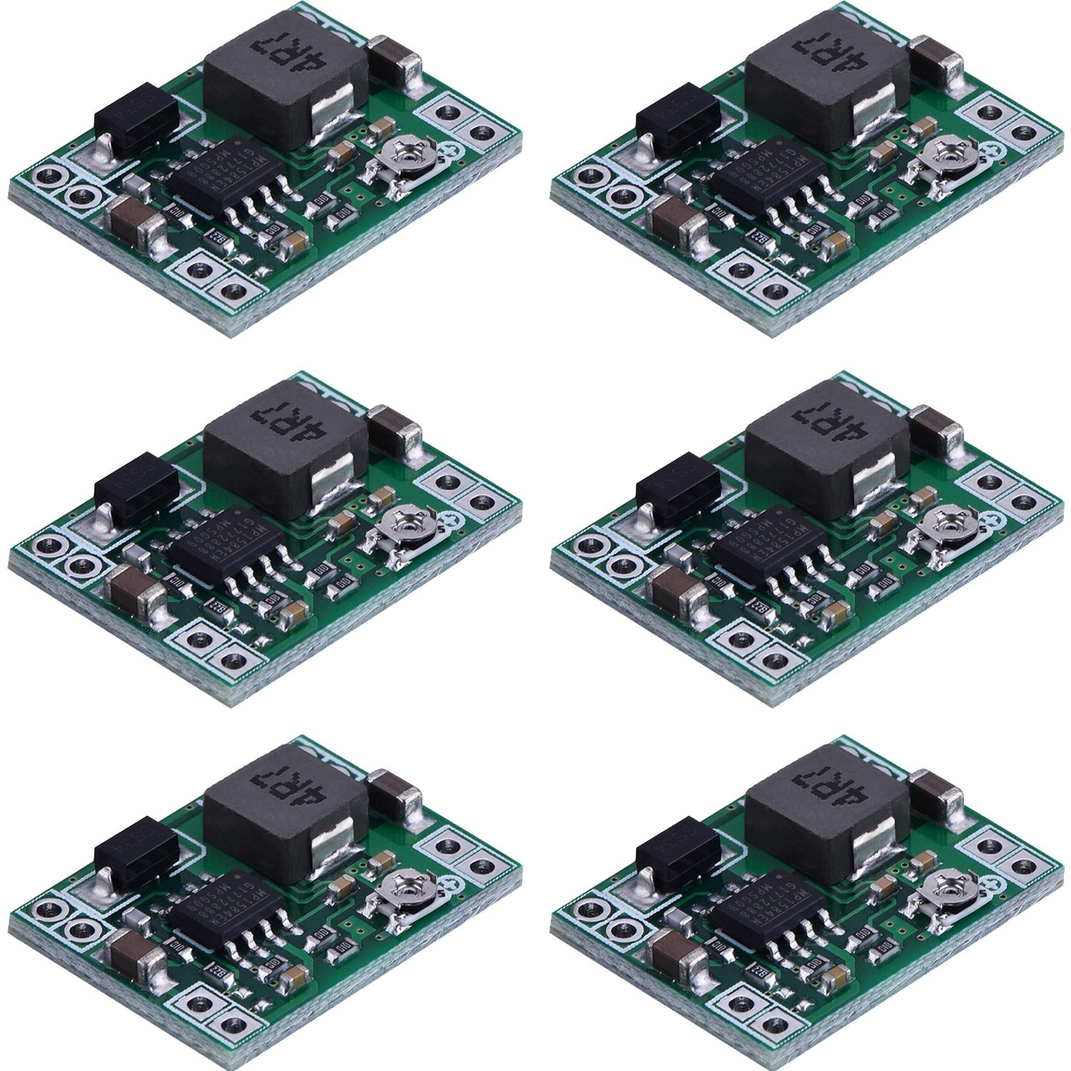 Einstellbar Dc Buck Converter Step Down Modul 24v Adjustable 15a 15 Mhz Switching Regulator Elektronik