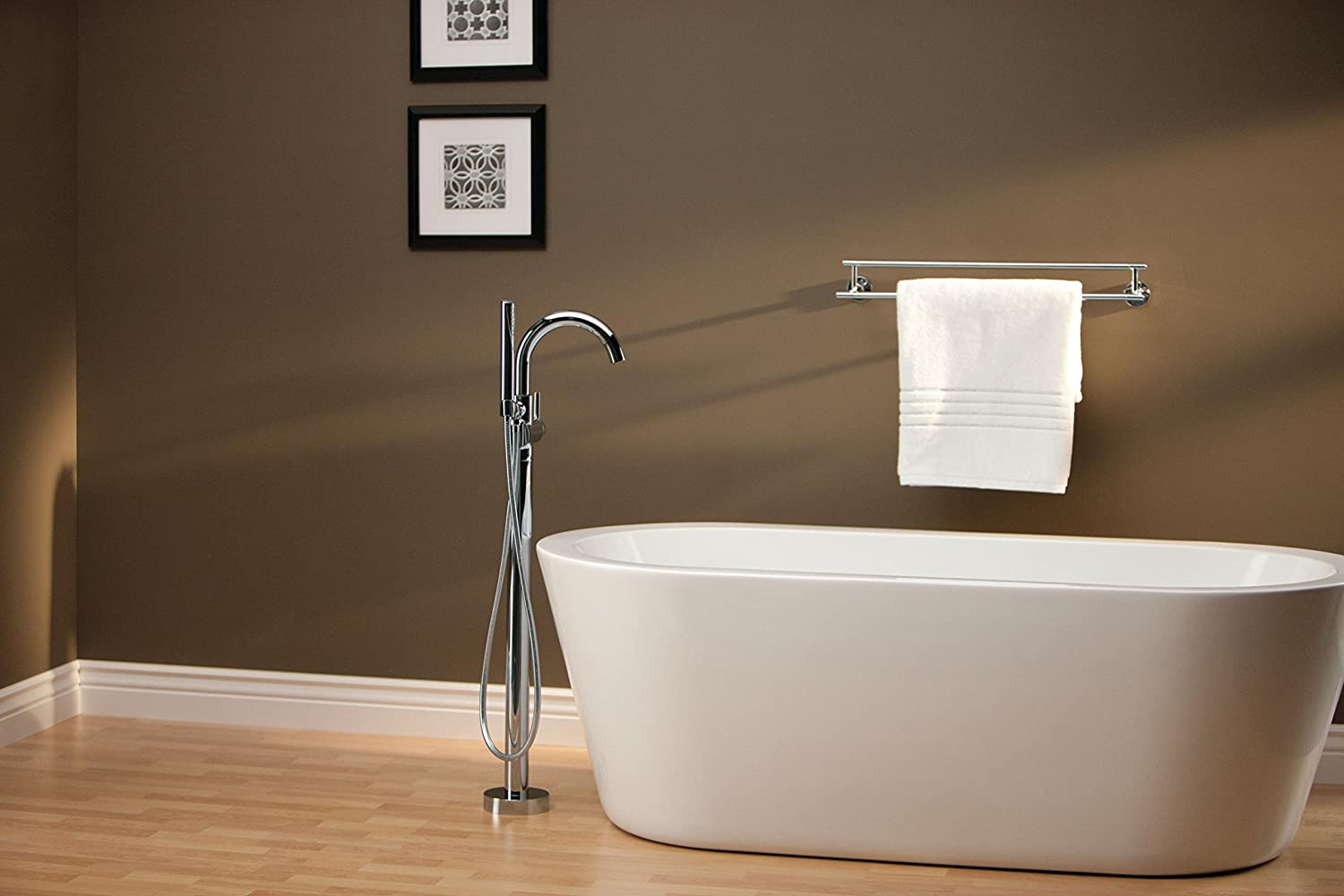 Delta Floor Mount Tub Filler