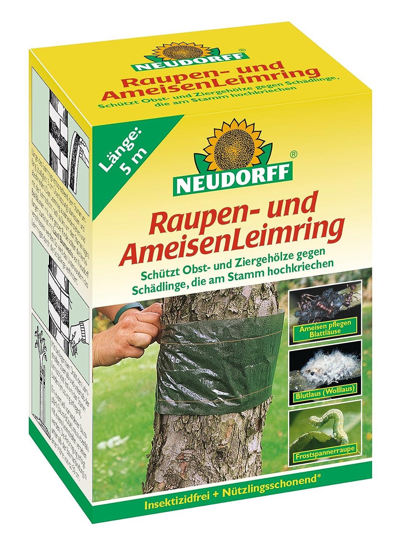 Neudorff Raupen und Ameisen Leimring 5 m [Gartenartikel] Garten Schlüter