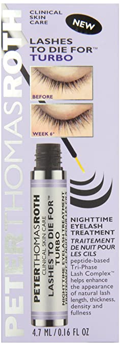 Amazon.com : Peter Thomas Roth Lashes To Die for Turbo Nighttime ...