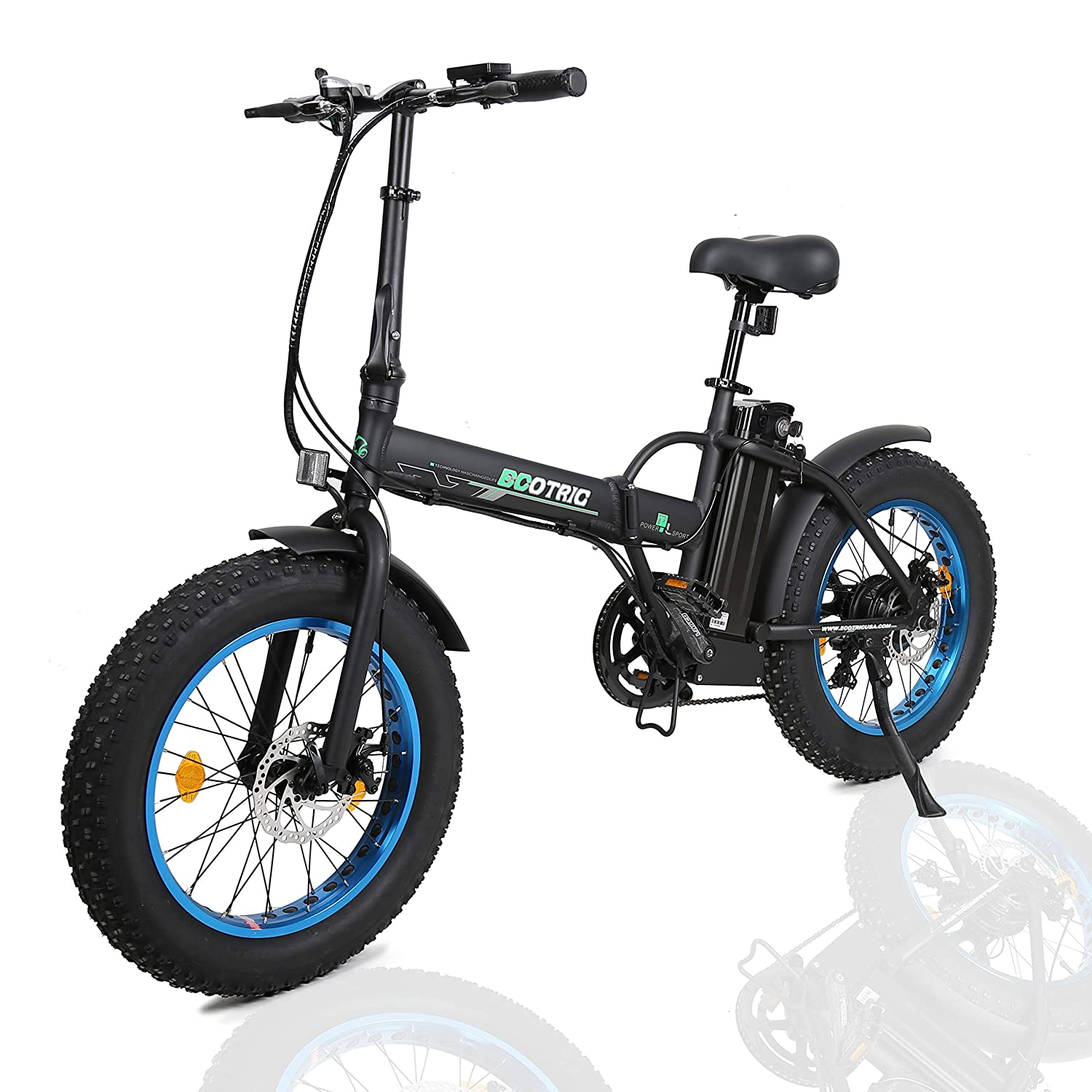 Ecotric Electric Bike}