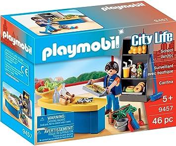 Playmobil Cantina Juguete geobra Brandstätter 9457: Amazon.es: Juguetes y juegos