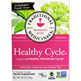 Traditional Medicinals Healthy Cycle, 16 Wrapped Tea Bags, 0.85 oz