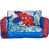 Spider-Man - Mini canapé convertible - canapé-lit gonflable pour enfants
