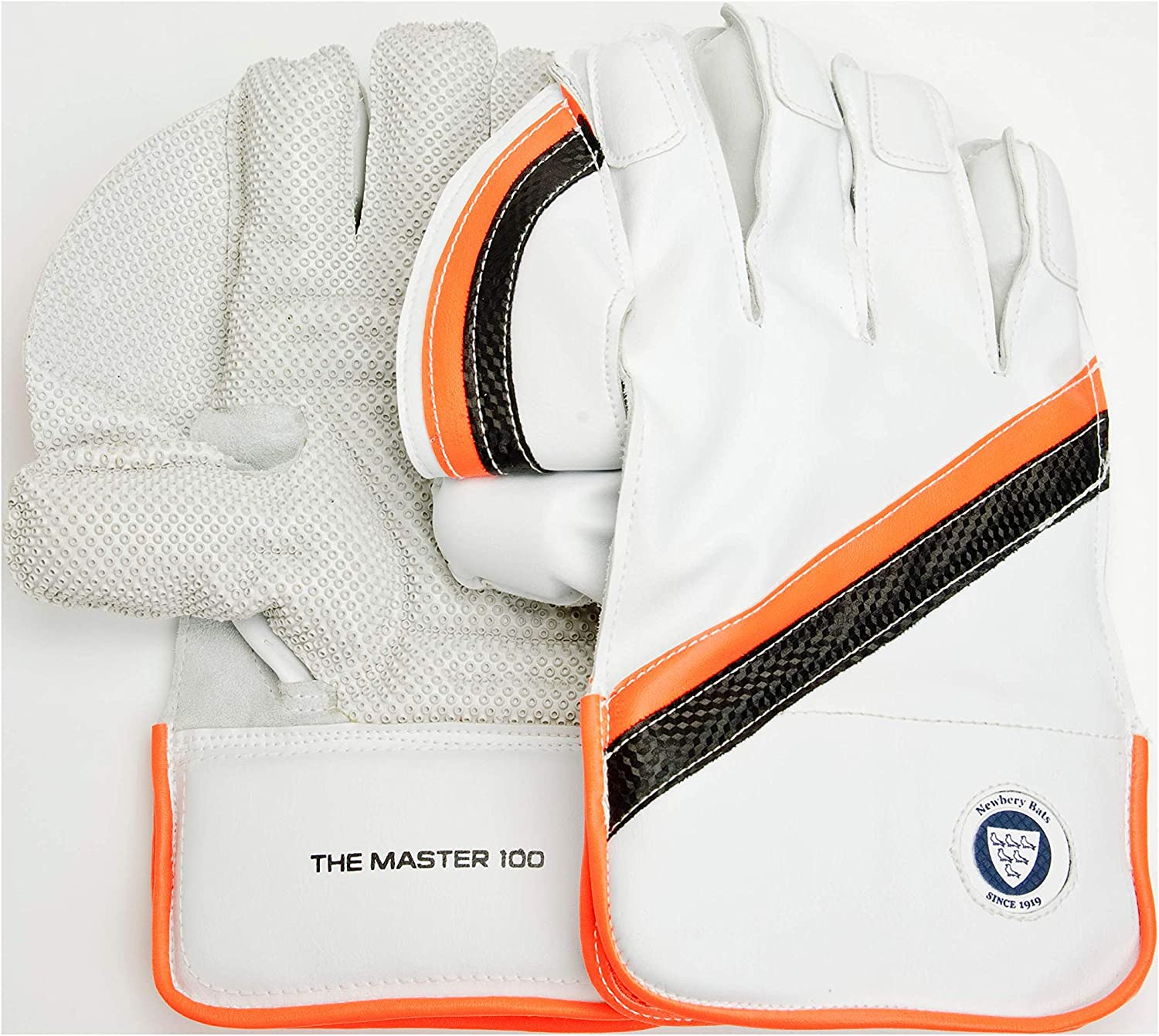 Newbery Mens Force Junior Cricket Batting Gloves Sports Training Accessory