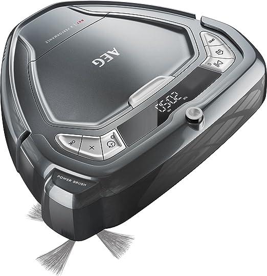 AEG RX7-1-TM Robot Aspiradora, sensor de infrarrojos, barrera ...
