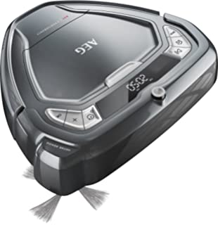Aeg RX7-1-TM Aspirador Robot, 60min de autonomía, Sensor de infrarrojos, Mando a…