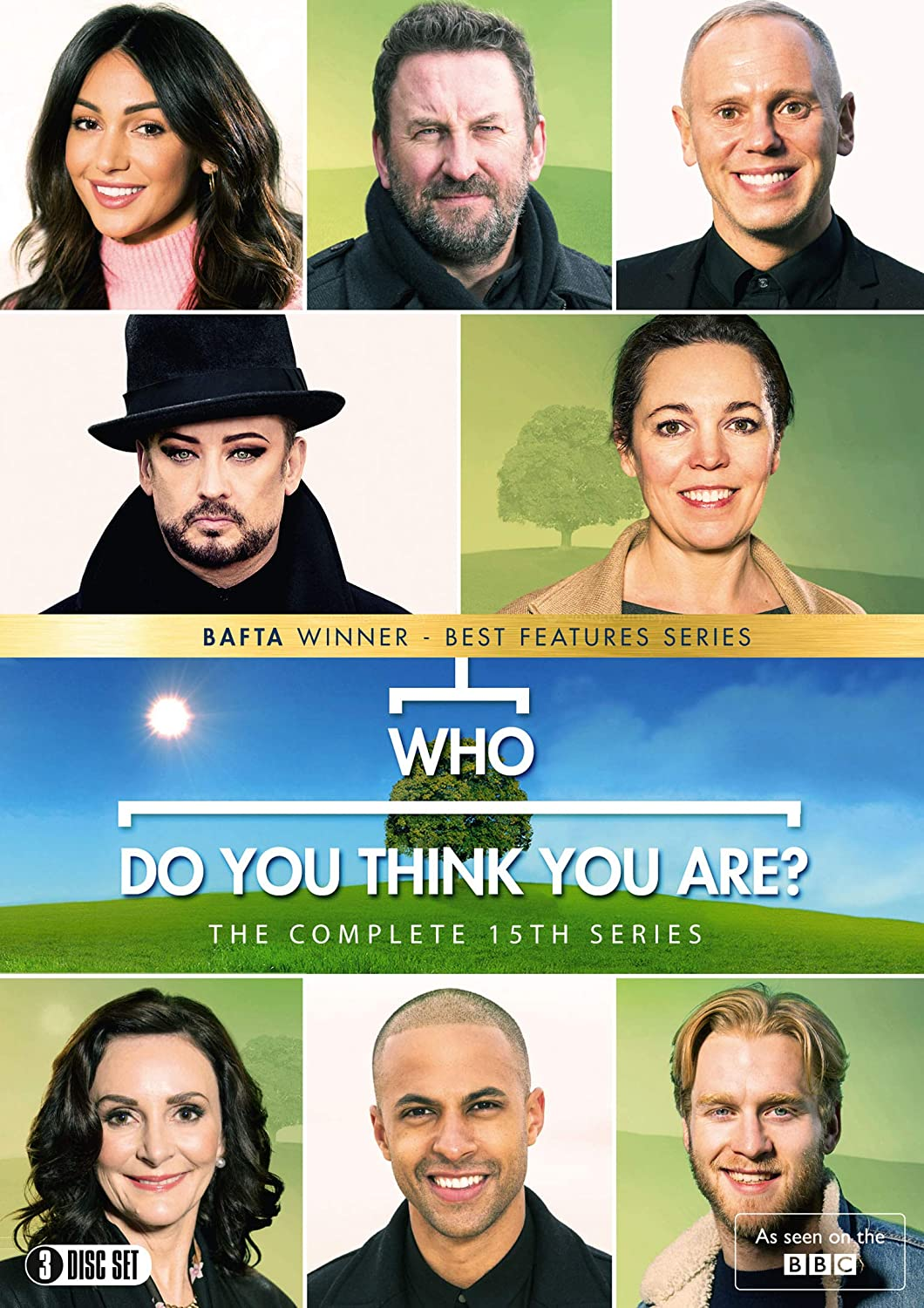 Who Do You Think You Are? Series 15