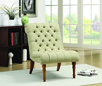 Coaster Home Furnishings Casual Accent Chair  Light Brown Yellow Green. Amazon com  Coaster Home Furnishings Casual Accent Chair  Light