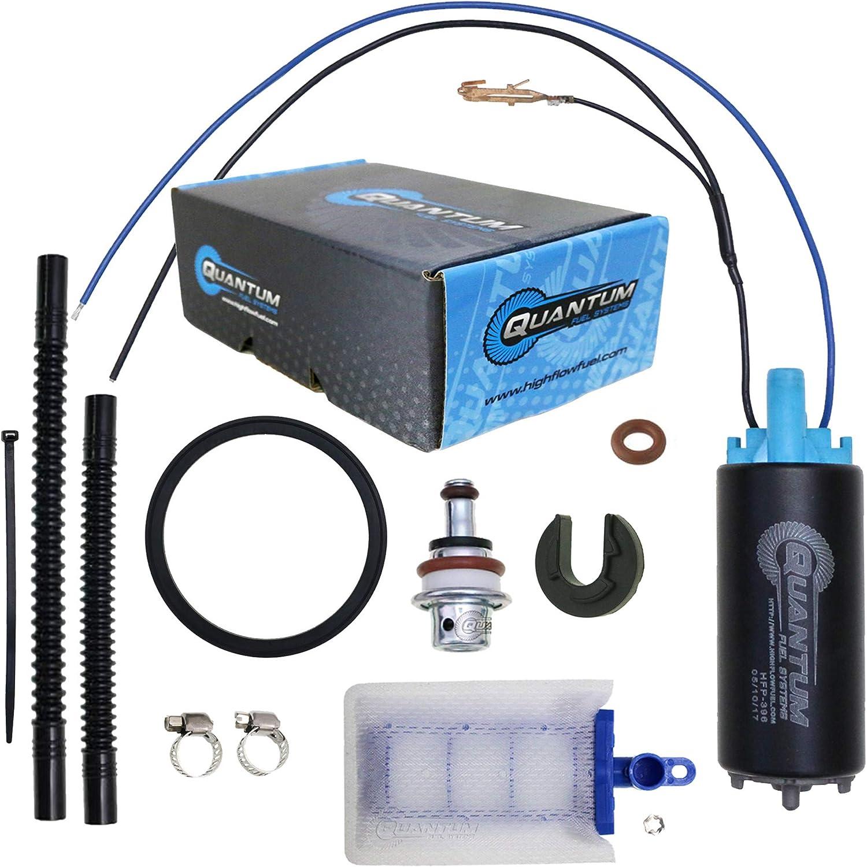 Max 2015 Fuel Pump Rebuild Kit Can-AM Outlander L 500 EFI