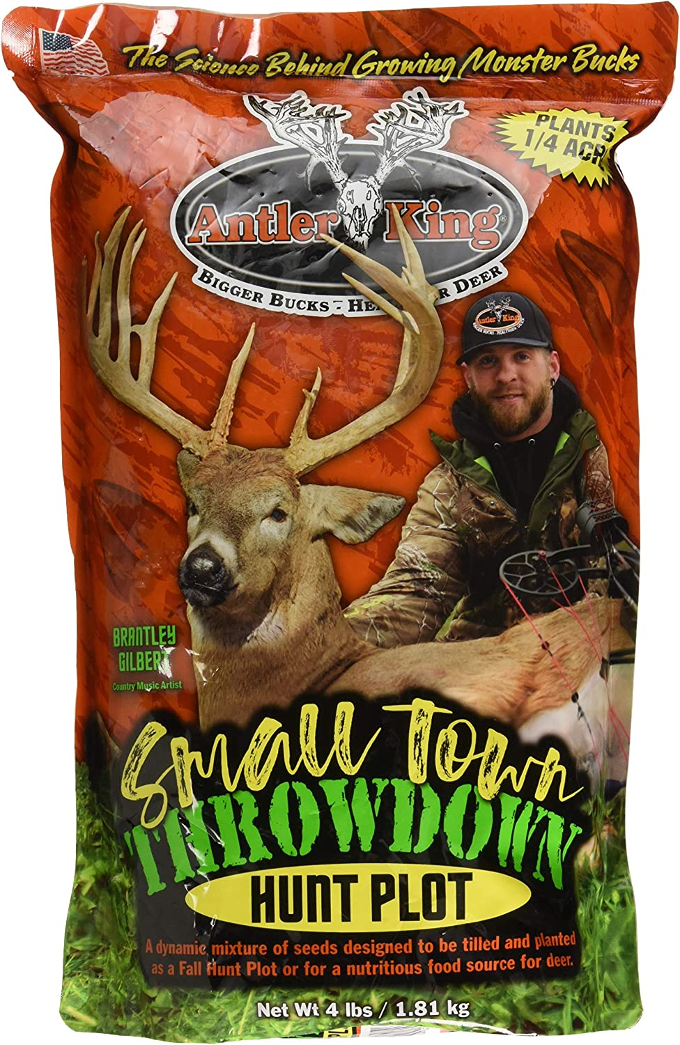 Antler King Small Town Throwdown Food Plot Seed
