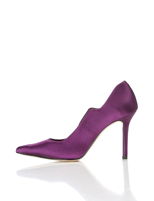 FIND Escarpins À FIND Talons B000W069PS Hauts Bouts Pointus Pointus Femme Violet (Purple) a922cf5 - piero.space