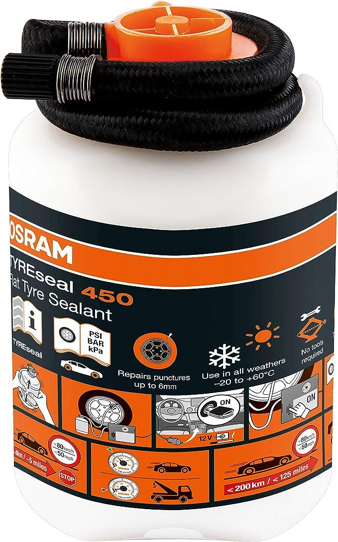Osram Otsb450 Tyreseal 450 Reifendichtmittel 450 Ml 450ml Auto