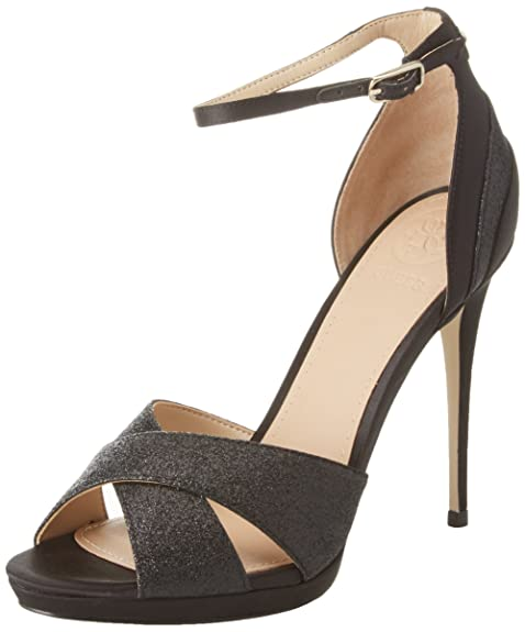 Guess Footwear Dress Sandal amazon-shoes beige Pelle