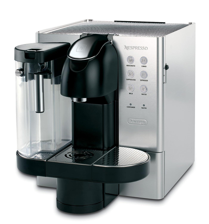 M Independiente Totalmente automática Máquina de café en cápsulas 1.2L Acero inoxidable - Cafetera (Independiente, Máquina de café en cápsulas, 1,2 L, ...