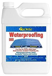 Star brite Waterproofing Spray, Waterproofer + Stain Repellent + UV Protection