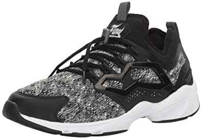 5e1383c95e0 Reebok Men s Fury Adapt MA Fashion Sneaker Black Alloy White 6.5 ...