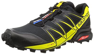 SPEEDCROSS PRO 2 - Laufschuh Trail - black