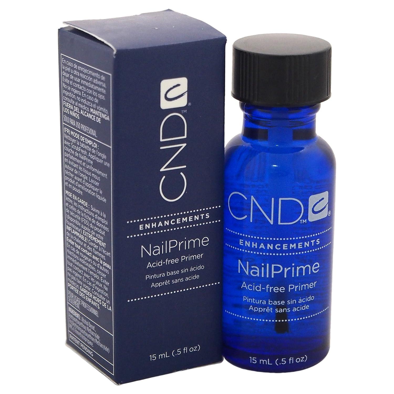 Creative Nail Design Prime Nail Primer, 0.5 Fluid Ounce CNDA0021 CND_NPAFP_.5ozLot2