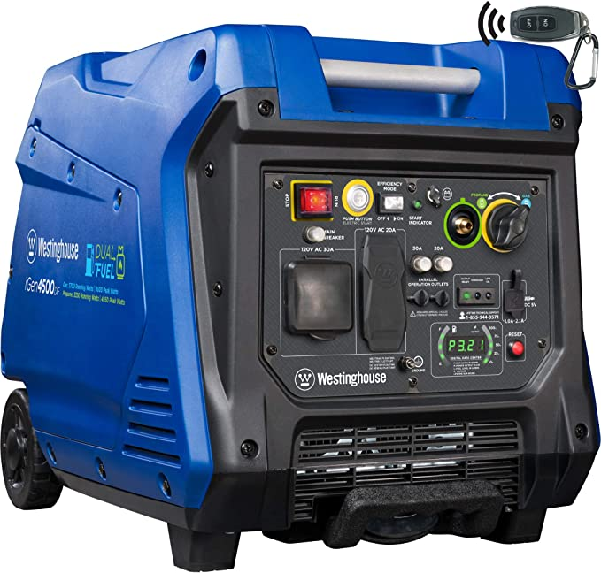 Westinghouse iGen4500 generado