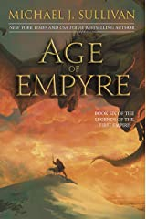 Age of Empyre (The Legends of the First Empire Book 6) Kindle Edition