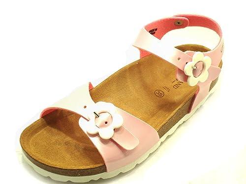 Ebay Para La Venta Grünland Junior Sandalo Da Bimba In Vernice Perlata Luce Sb0852 - Blu (29) Sitio Oficial En Línea Barato LQ9YdANdih