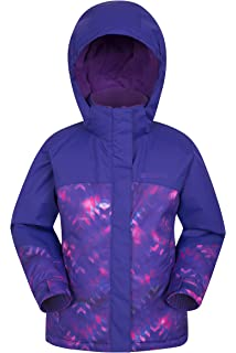f75ab4af95 Mountain Warehouse Honey Kids Ski Jacket - Snowproof Childrens ...