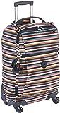 Kipling DARCEY Hand Luggage, 55 cm, 30 liters, Multicolour (Multi Stripes)