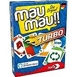 Noris Games 608131751Mau Mau Turbo Card Game Played With Amazon Alexa