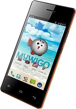 MyWiGo MWG419 Turia - Smartphone Libre Android (Pantalla 4 ...