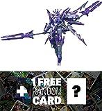 GN-10000 Transient Gundam Glacier: Gundam Builder