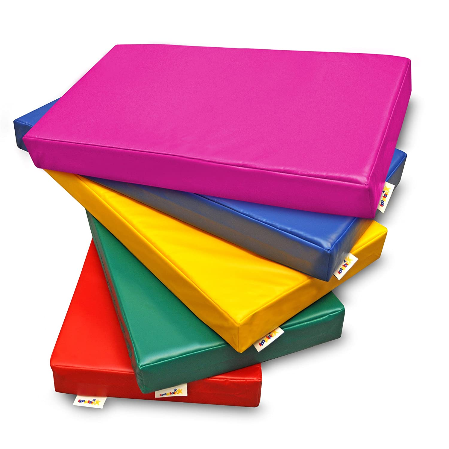 Implay Soft Play Gymnastic Landing Crash Mat 610gsm PVC High