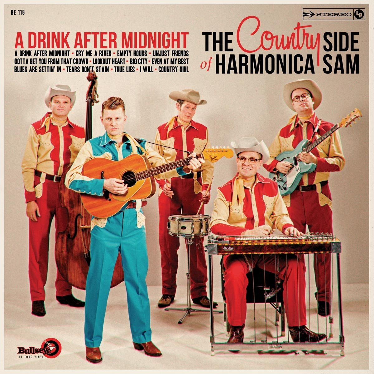 A Drink After Midnight: The Country Side Of Harmonica Sam